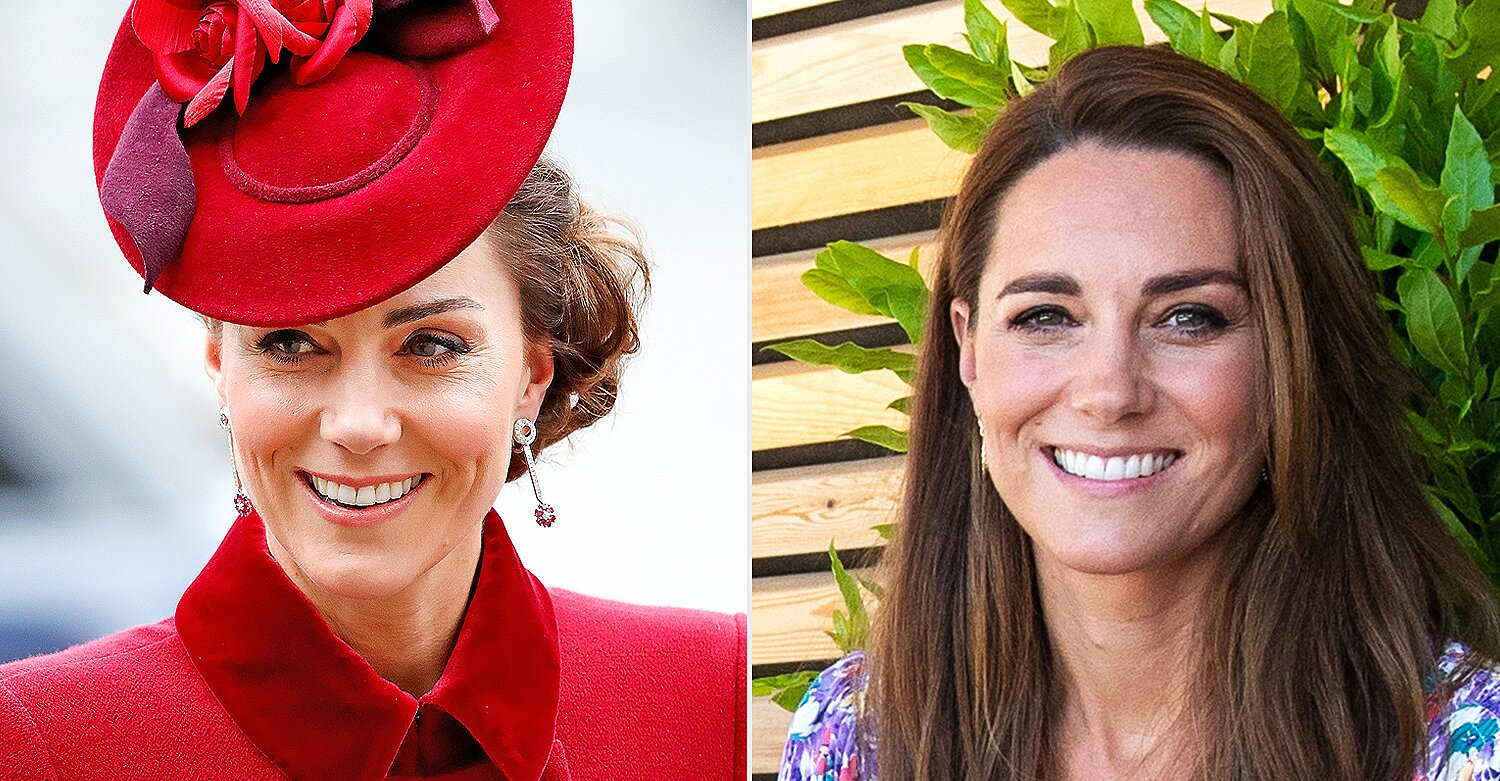 Kate Middleton and Prince William Show Off Lockdown Tans — and Princess Beatrice Has a New Hair Color!