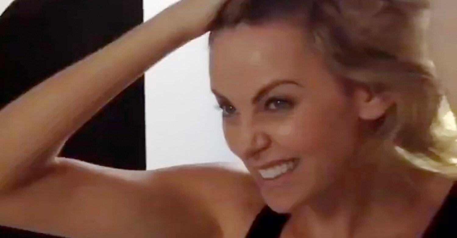 Charlize Theron Shares Throwback Footage of Herself Shaving Her Head for Mad Max: Fury Road