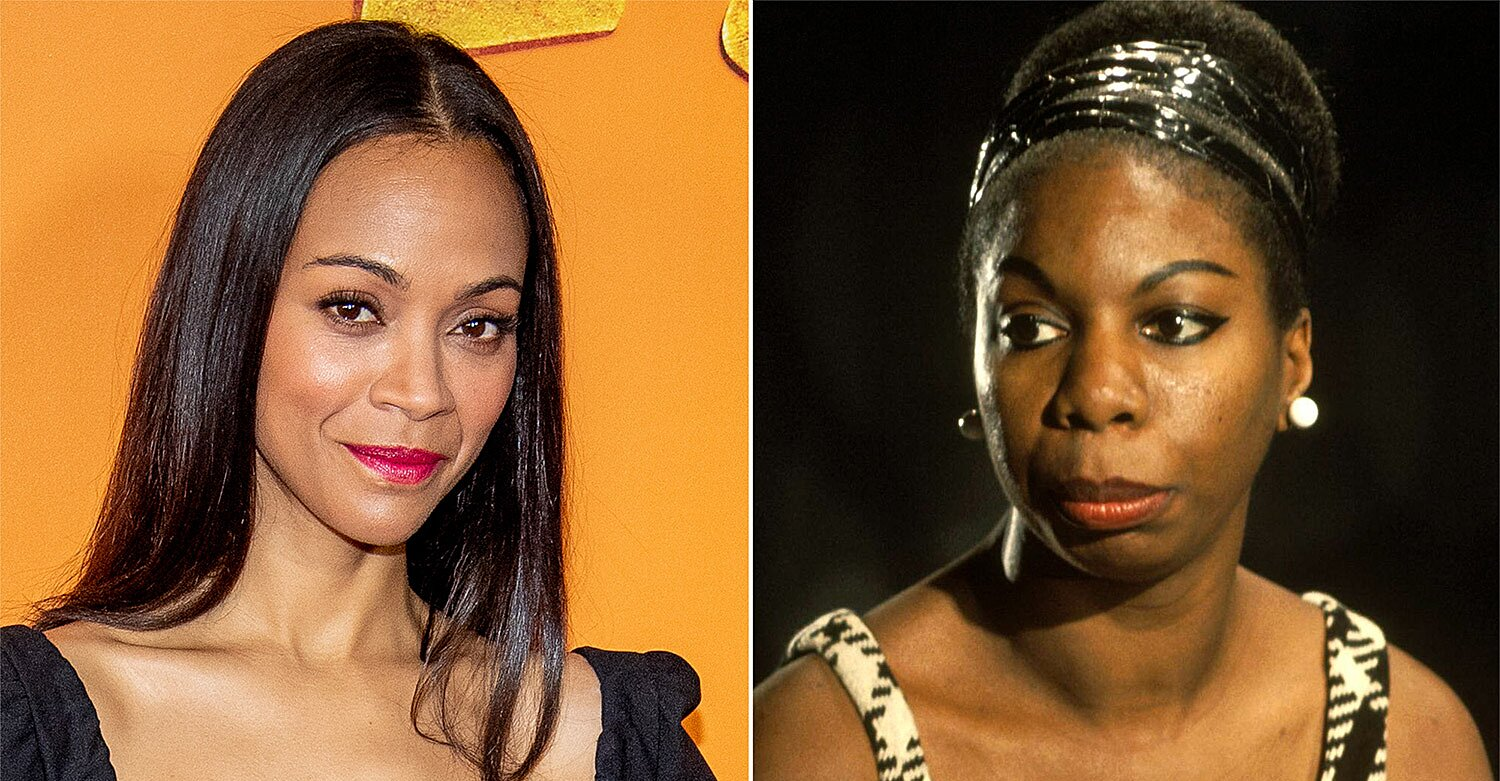 Zoë Saldana Apologizes for Playing Nina Simone in 2016 Biopic: 'I Know Better Today' - MSN Money