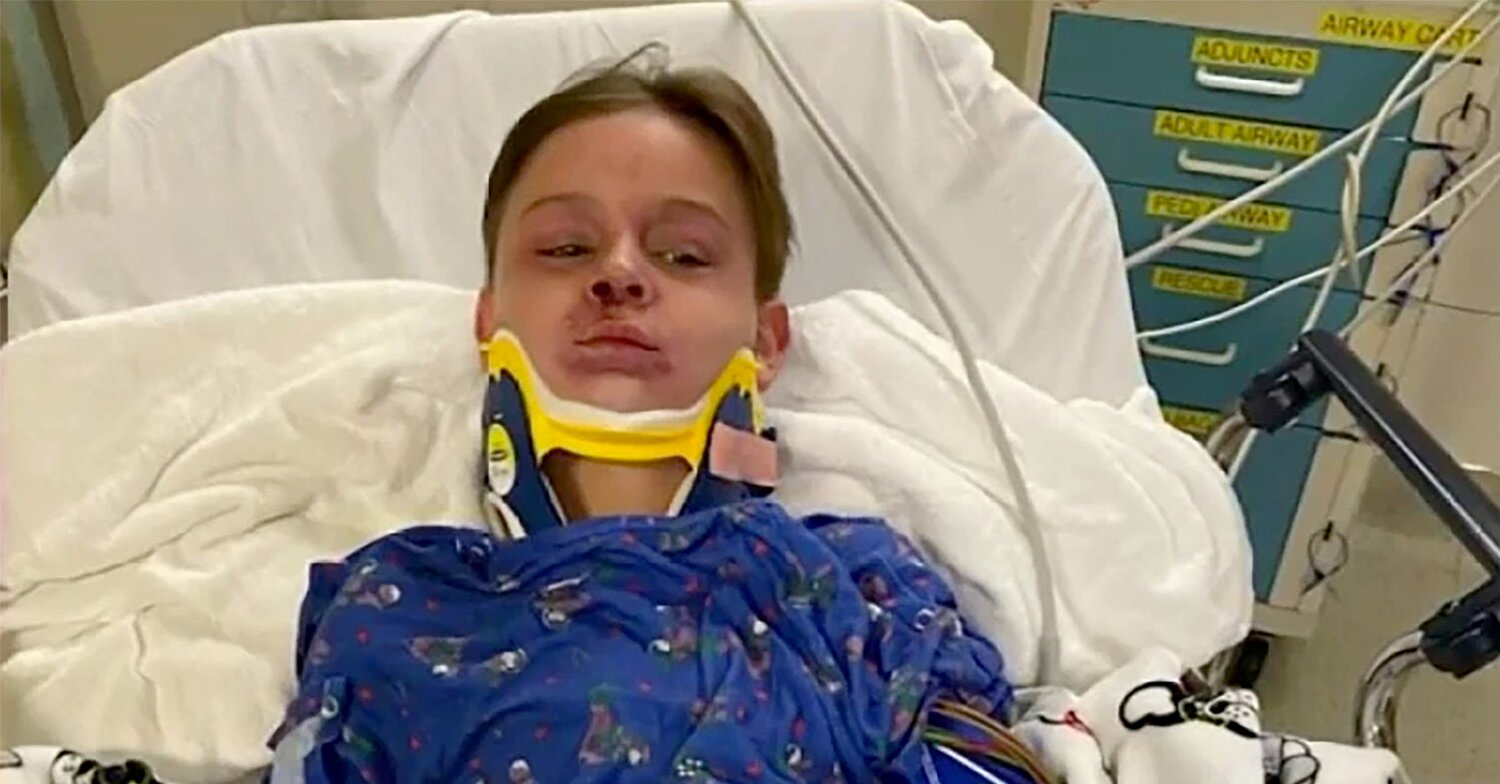 Massachusetts Mom Saves 8-Year-Old Son from Suffocating After Seat Belt Wraps Around His Neck