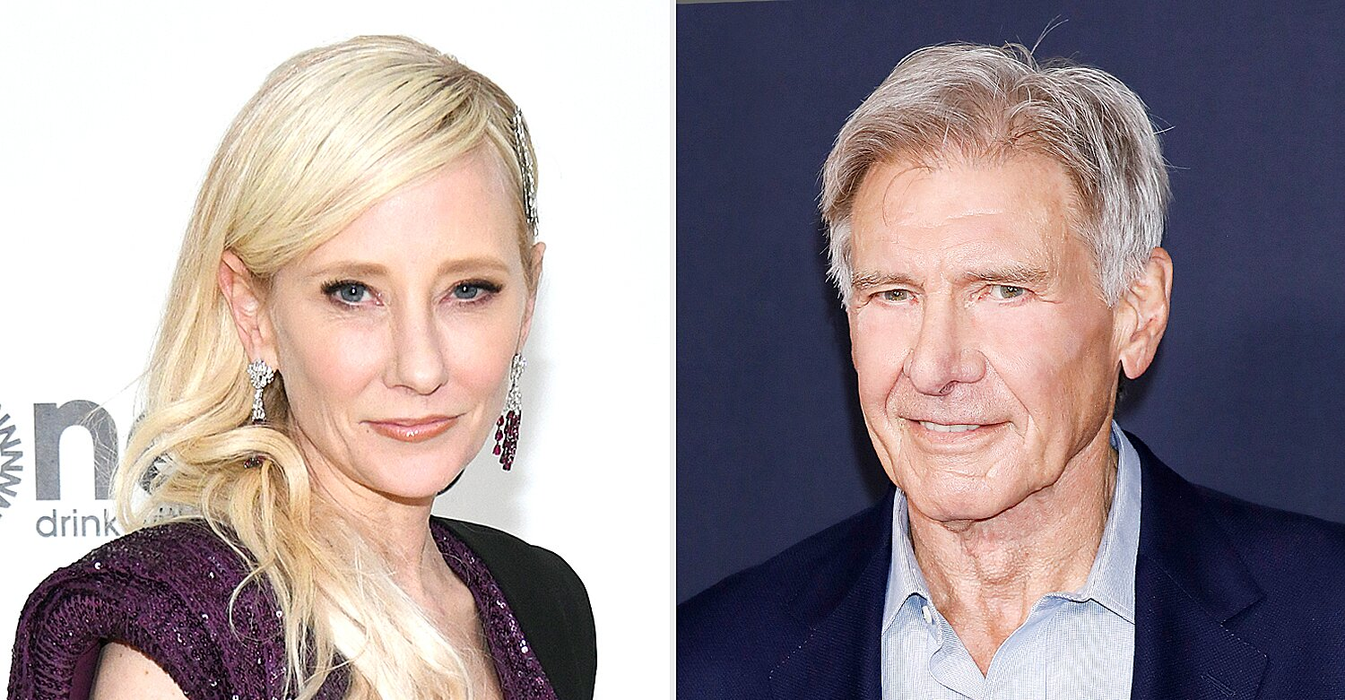 Anne Heche Calls Harrison Ford a 'Hero' for Supporting Her After Going Public with Ellen DeGeneres 1