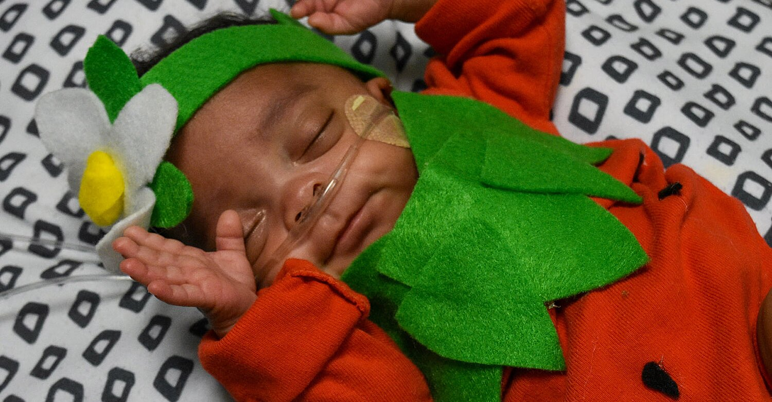 'Precious' NICU Babies Get Creative Halloween Costumes — and They're 'So Cute, It's Spooky!'