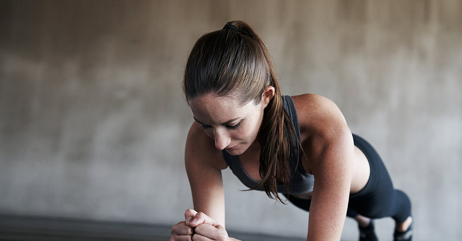 Body Weight Exercises You Can Do Anywhere