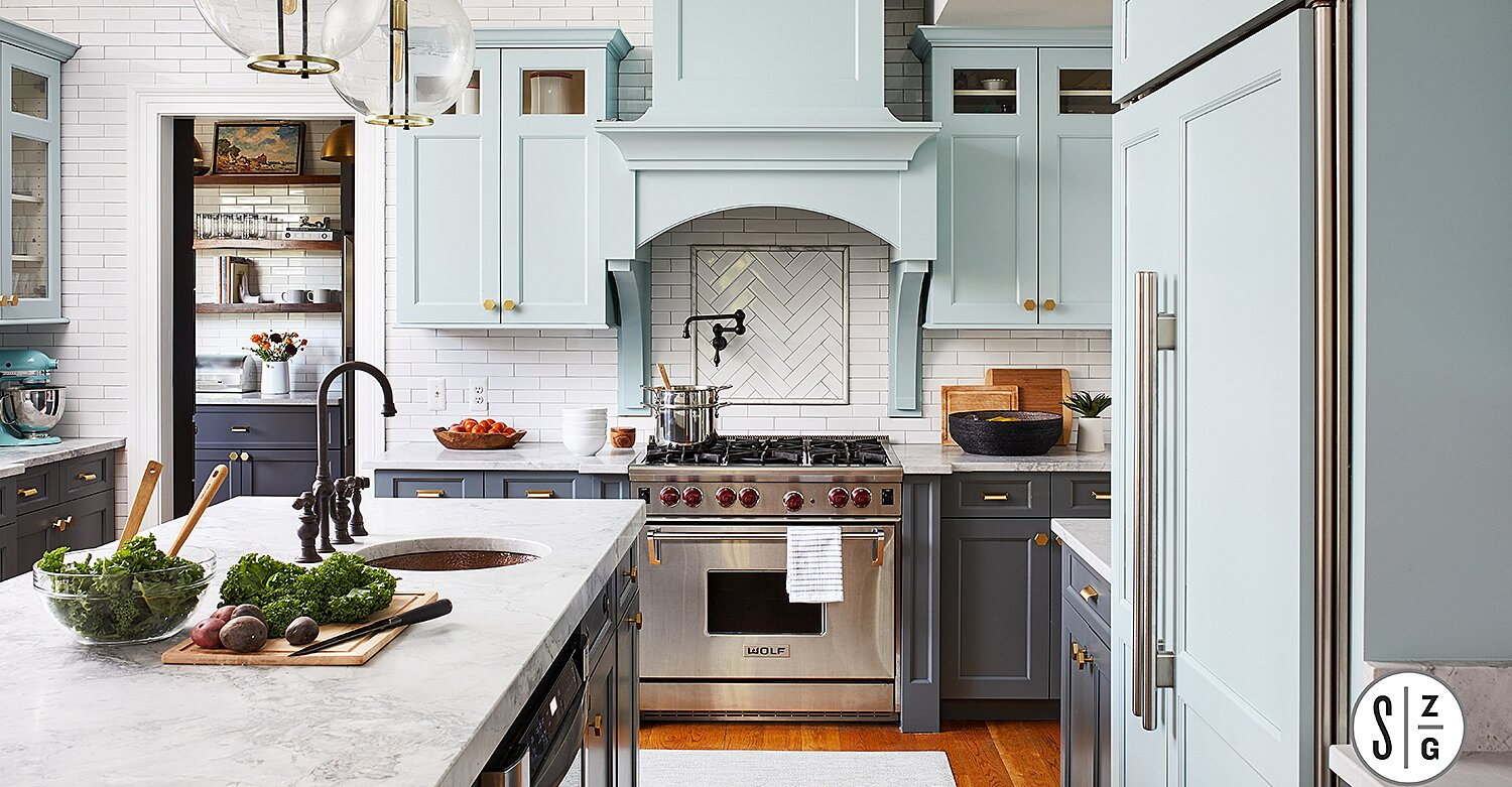 These Are The Four Most Popular Kitchen Cabinet Styles Martha Stewart