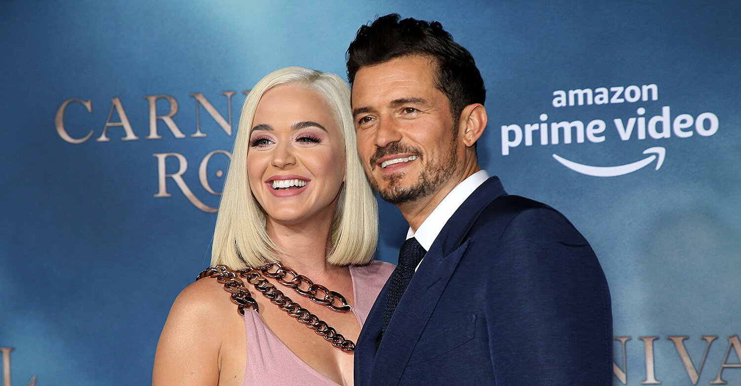 Katy Perry Announces She's Expecting a Baby Girl with Orlando Bloom — After a Very Messy Reveal