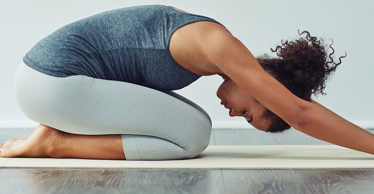 5 Simple Yoga Poses That Can Help Soothe Anxiety and Aid in Restful Sleep