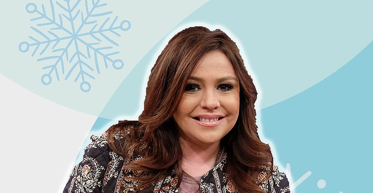 Rachael Ray Shared Her Cozy Holiday Plans—and, Yes, Pasta Is Involved