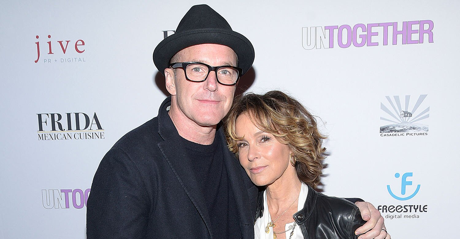 Clark Gregg and Jennifer Grey split after 19 years together