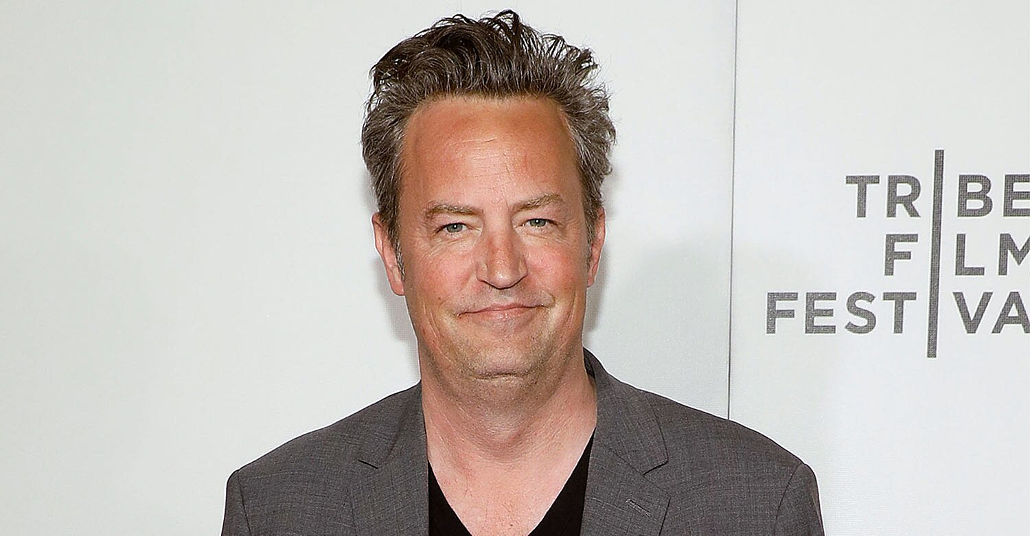 Matthew Perry is engaged to Molly Hurwitz