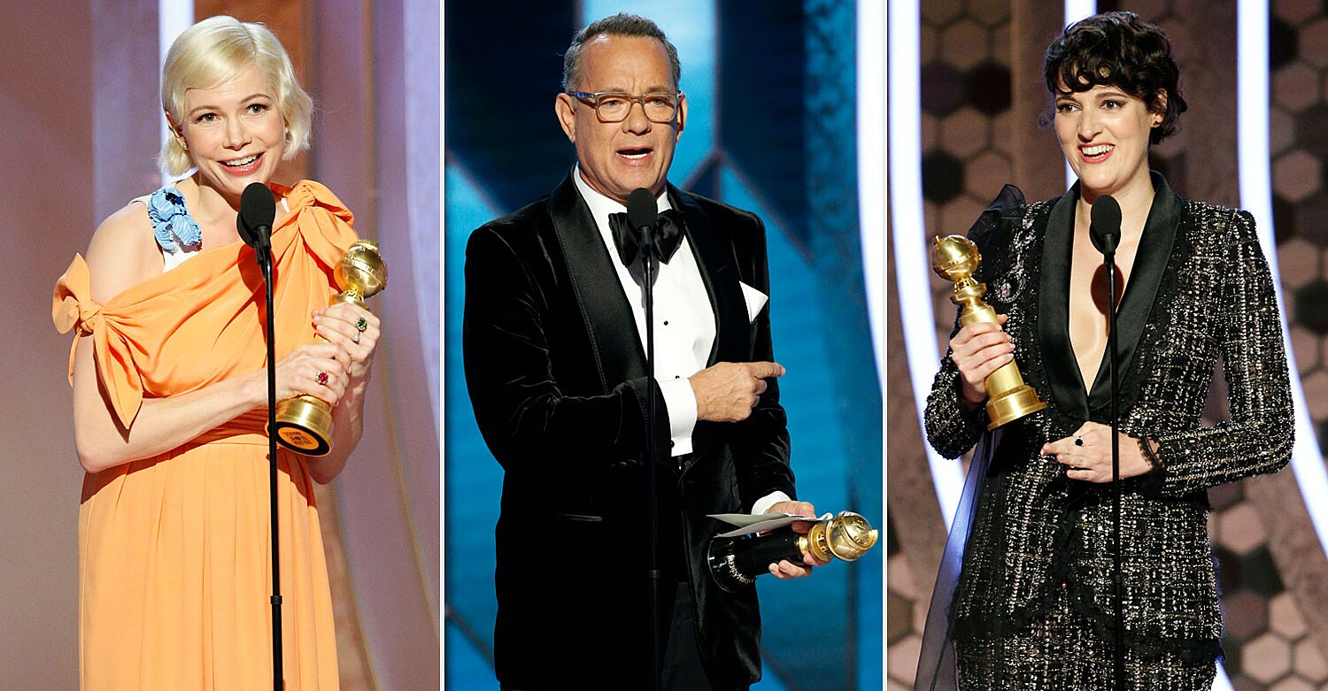 The most memorable moments from the 2020 Golden Globes