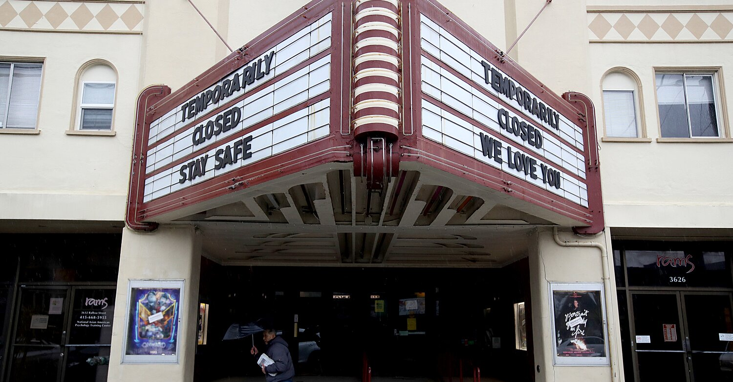 Movie theaters are starting to reopen. Are moviegoers ready?
