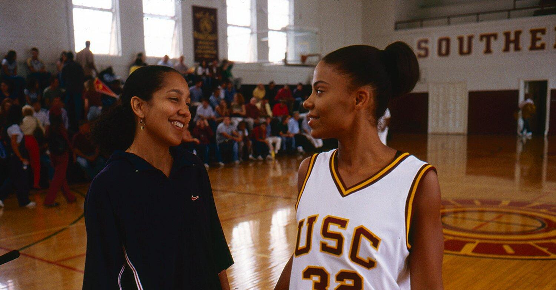 Love Basketball 20th Anniversary Gina Prince Bythewood And Sanaa Lathan Look Back Ew Com