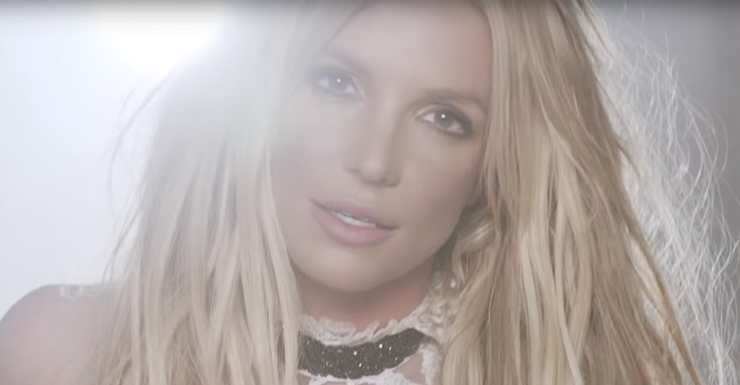 Britney Spears surprises fans with new 'Glory' album cover four years after its release