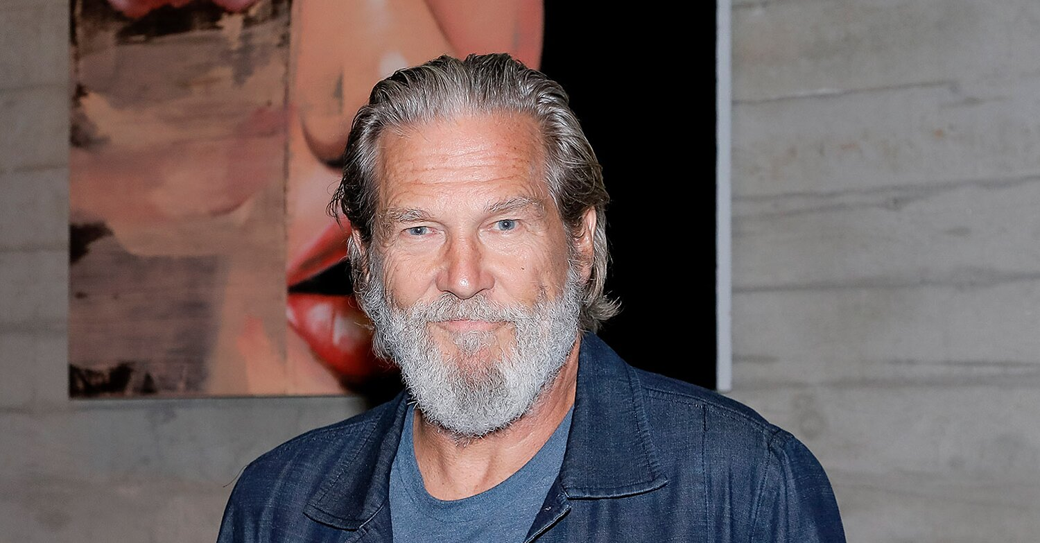 Jeff Bridges reveals he's been diagnosed with lymphoma