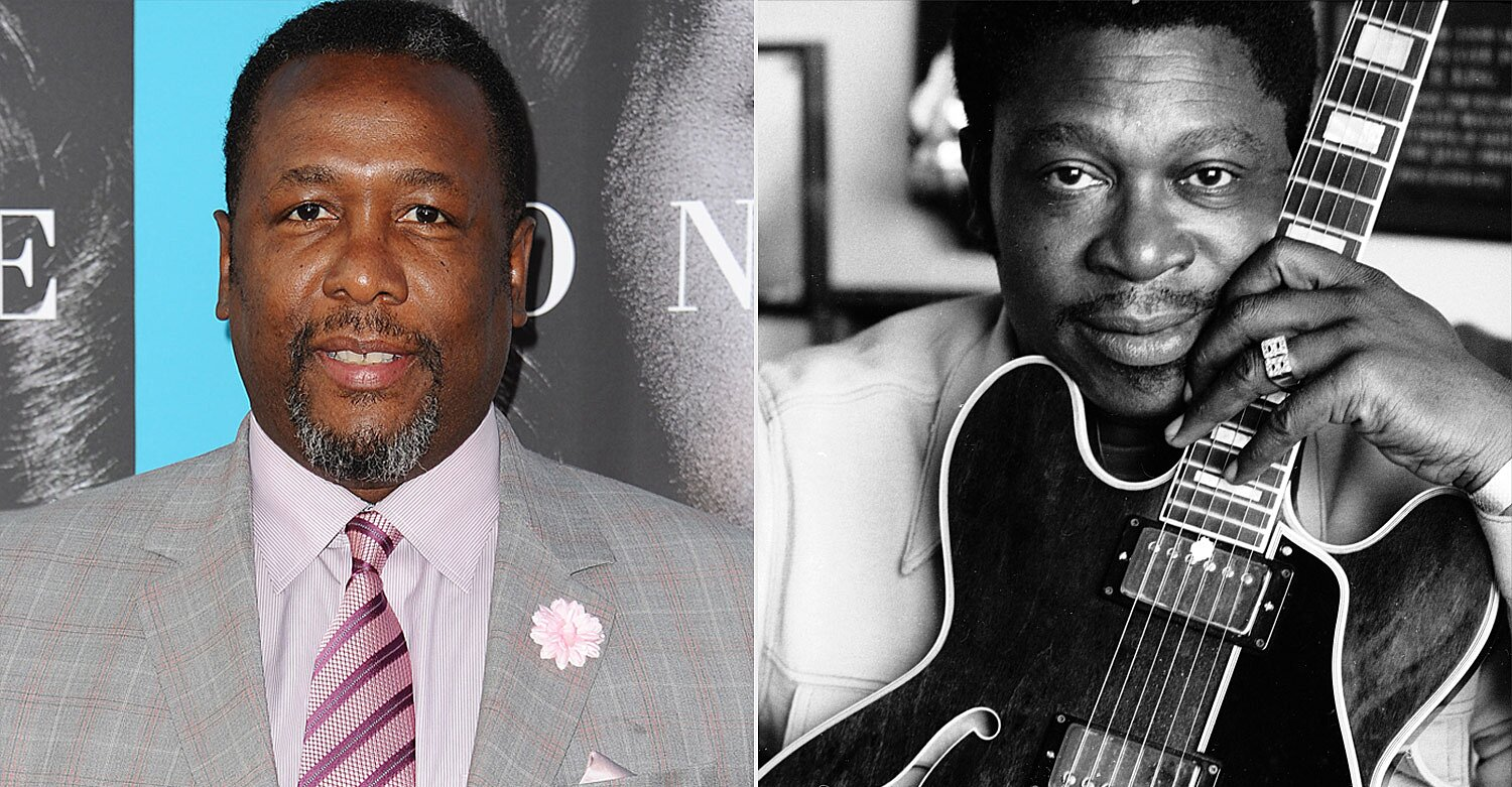 Wendell Pierce to Portray Blues Legend B. B. King in Upcoming Biopic