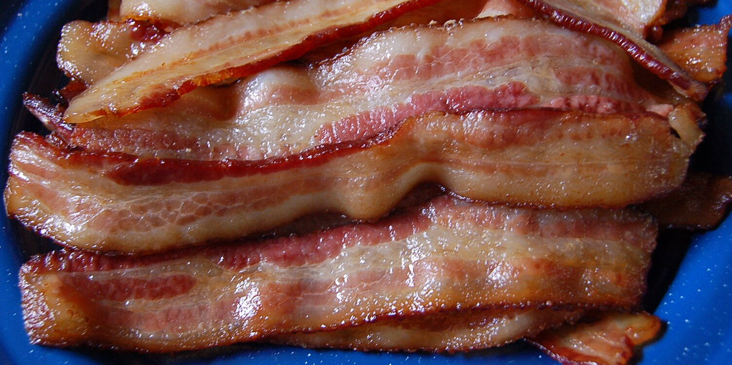 oven baked bacon recipe