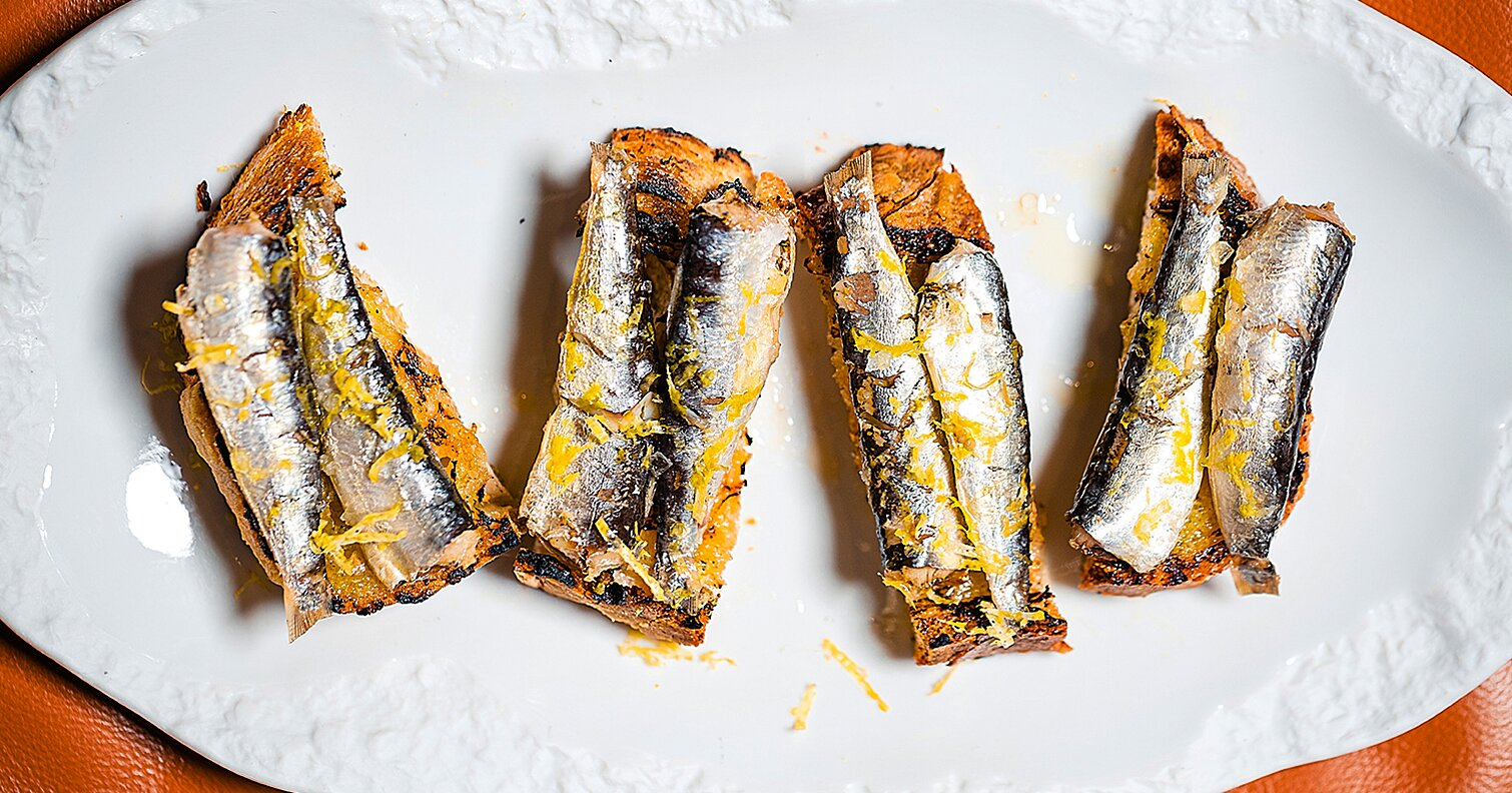15 Chefs Share Their Favorite Ways to Use Canned Seafood