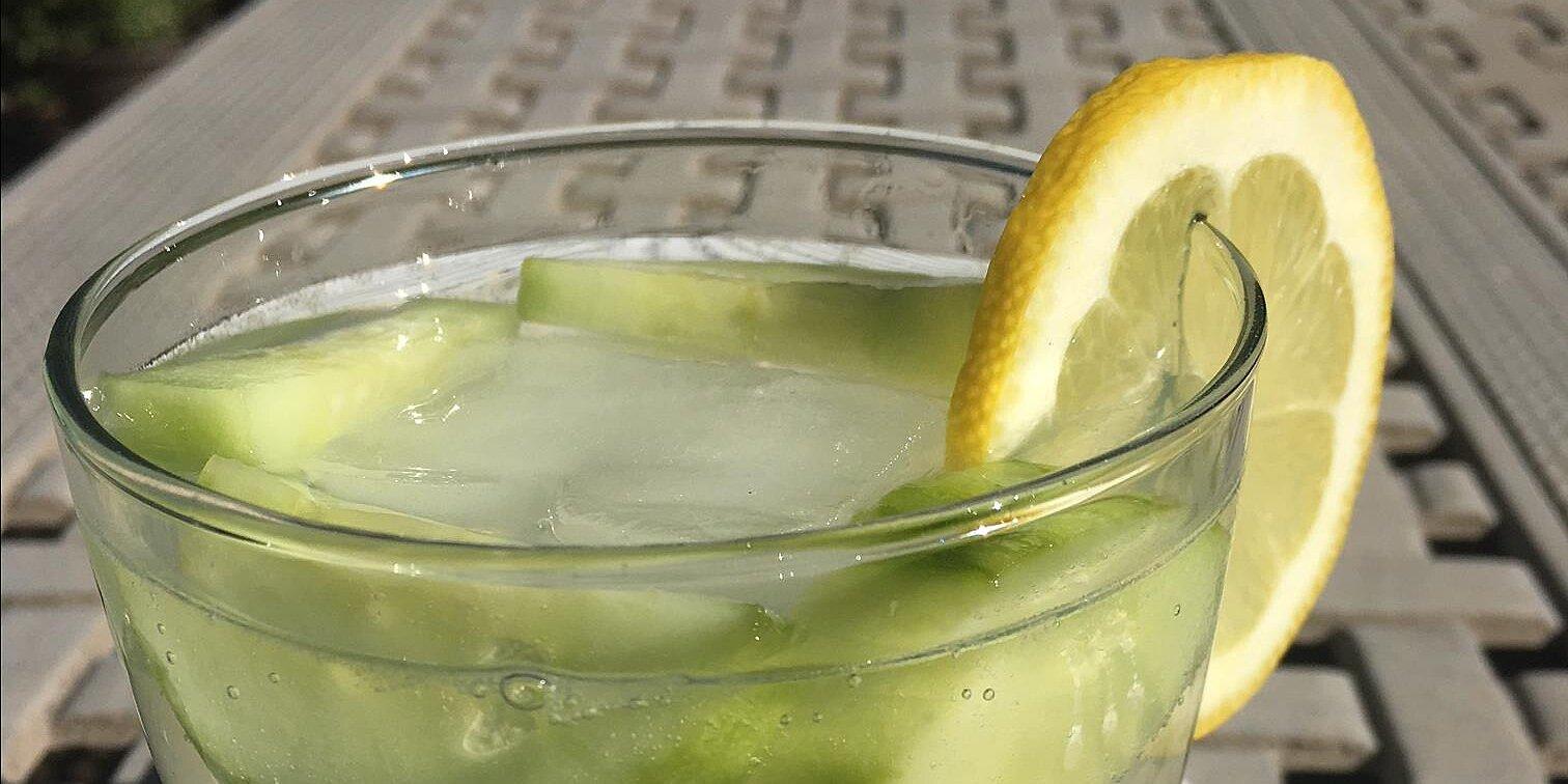 refreshing summer cucumber lemonade recipe