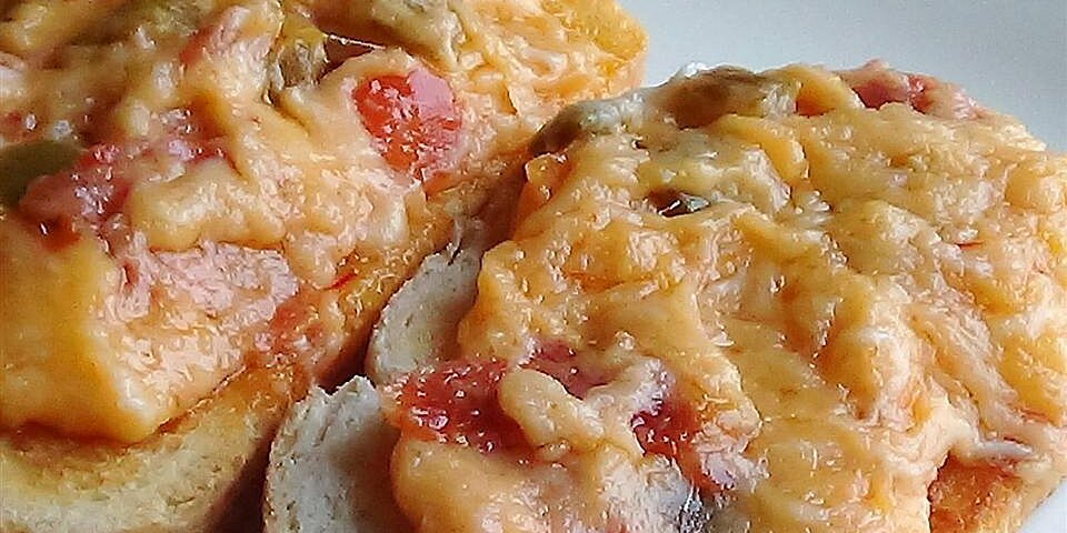 baked pepperoni dip recipe