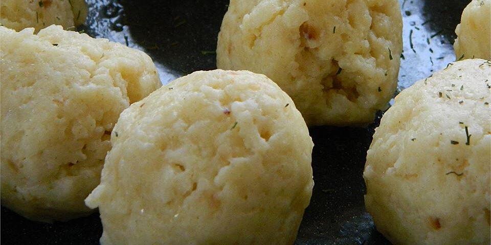 best matzah balls recipe