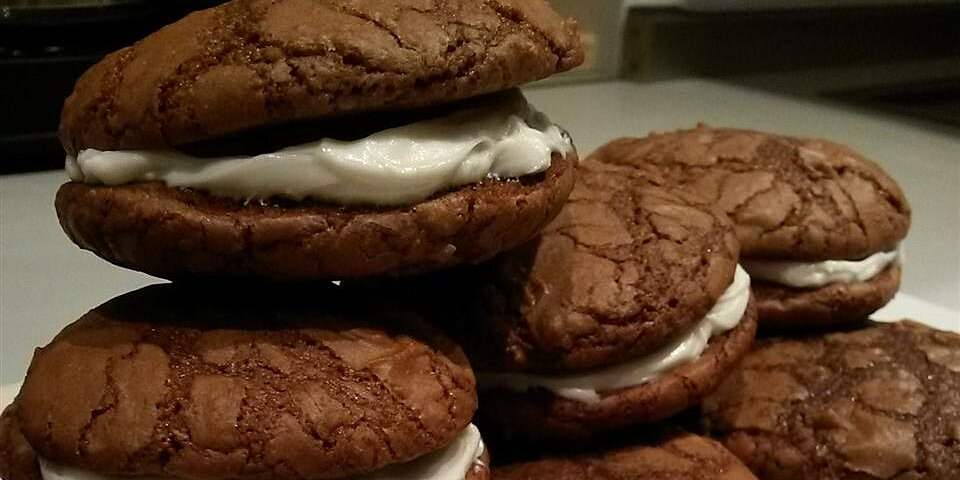 easy brownie mix cookies recipe