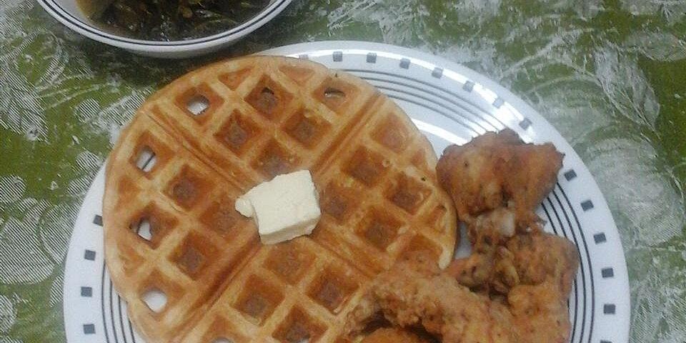 waffle iron cornbread recipe