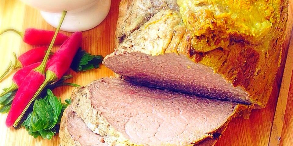 slow cooked beef loin tri tip roast recipe