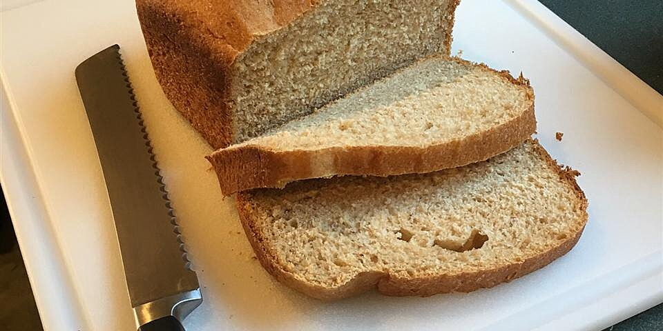 easy whole wheat bread recipe