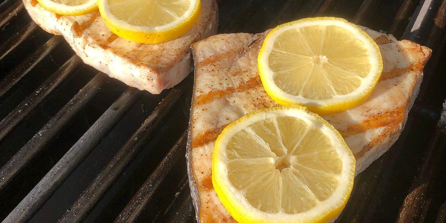 simply swordfish recipe