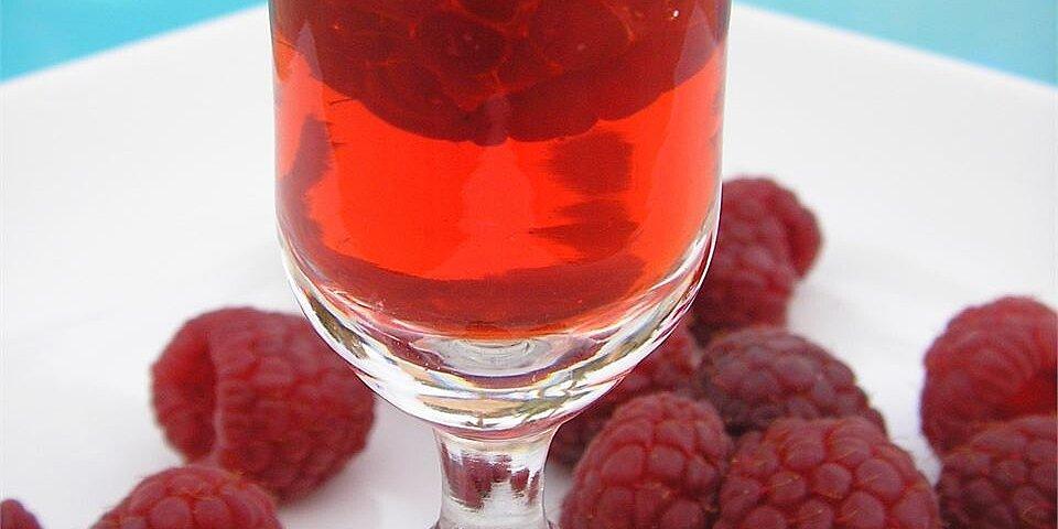 raspberry party shots recipe