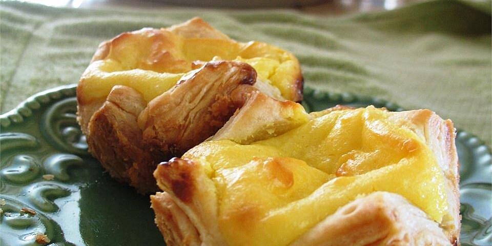 portuguese custard tarts pasteis de nata recipe