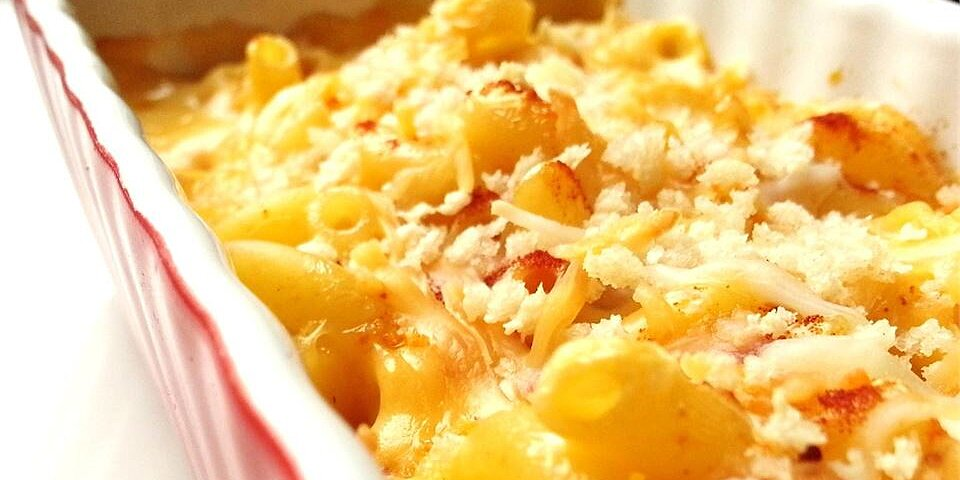 easiest homestyle macaroni and cheese recipe