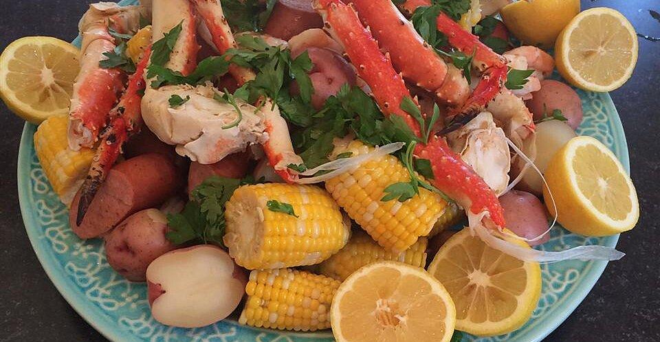 Crab Boil Recipe Allrecipes Com Allrecipes