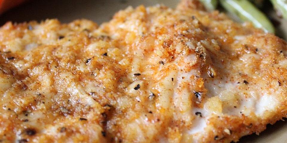 baked paprika parmesan chicken recipe