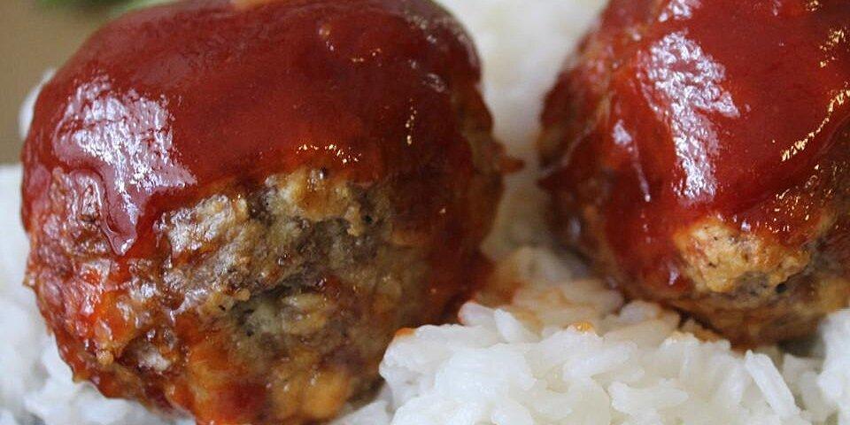baked bbq meatballs recipe