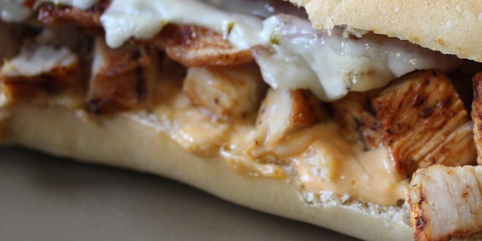 back to hot buffalo chicken bacon and cheese sandwich recipe
