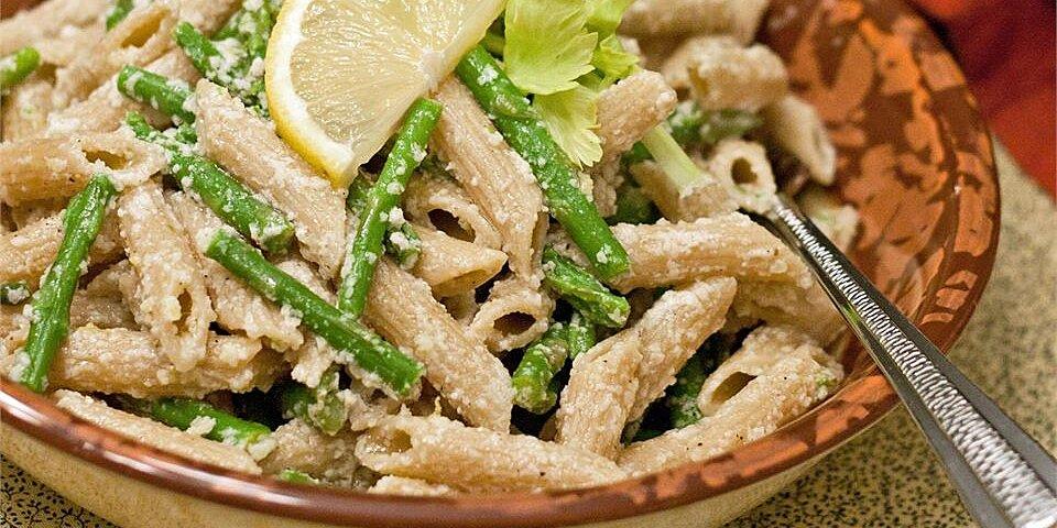 lemon asparagus pasta recipe