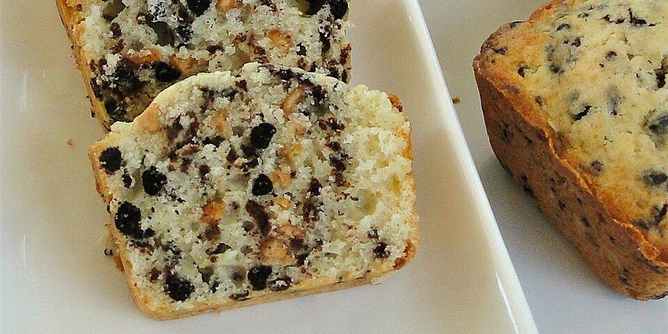 jans chocolate chip pound cake recipe
