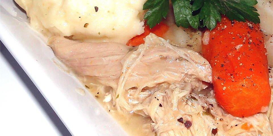 beginner chicken and dumplings recipe