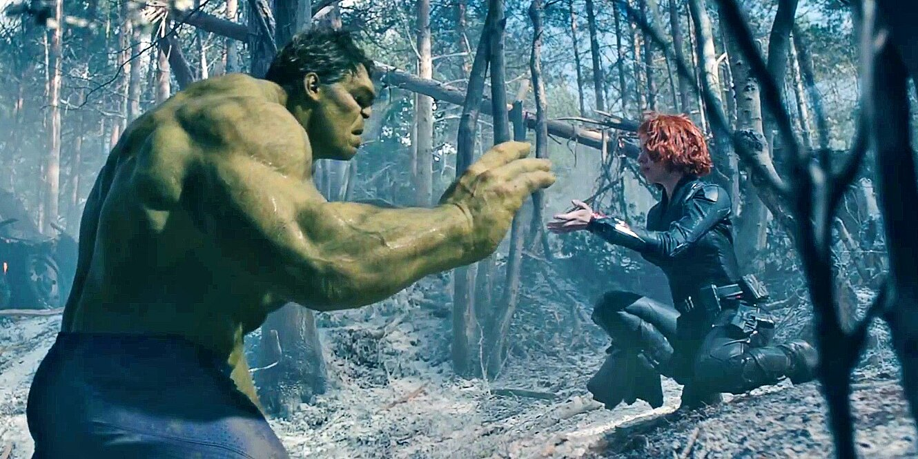 Hulk Knew He Couldn't Bring Back Natasha Because He Met Her In The Soul World