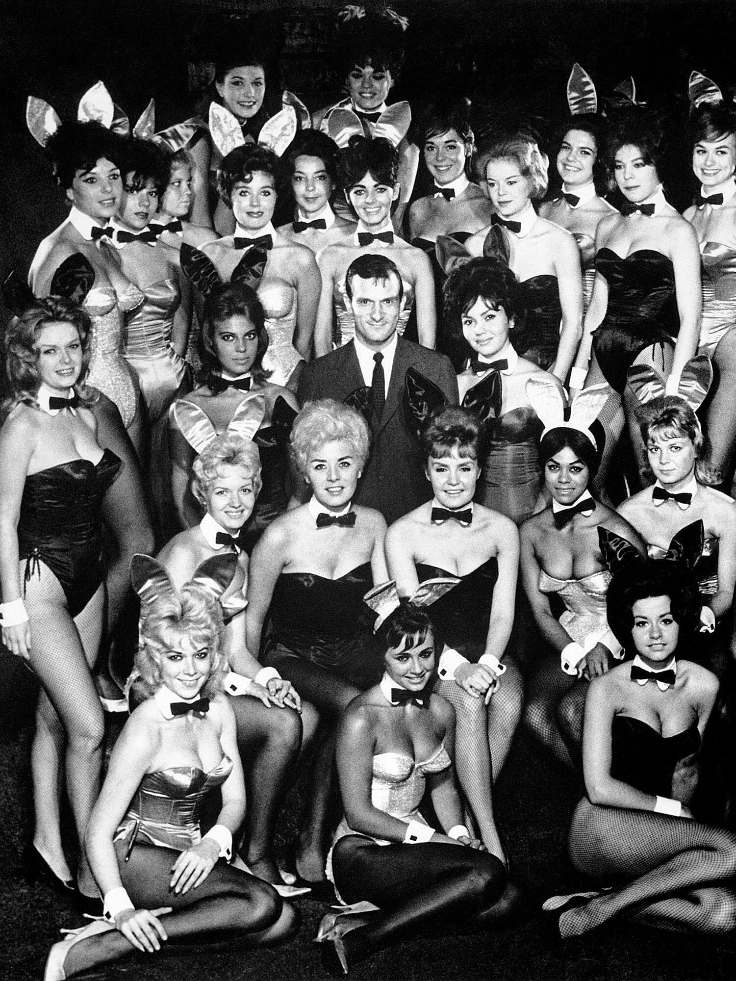 Playboy Founder Hugh Hefner A Timeline Of His Life Ew Com