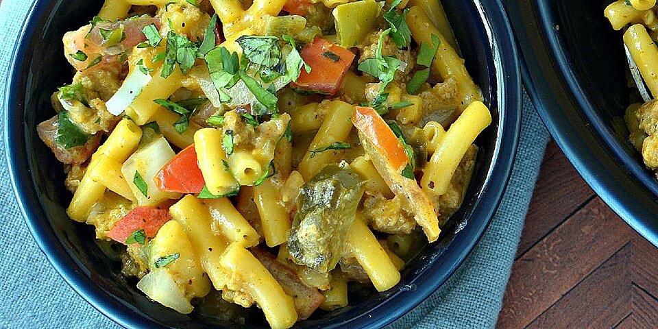 cheesy salsa mac recipe