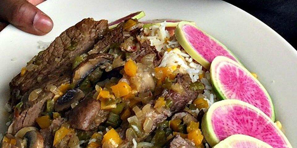 grace loves smothered steak recipe