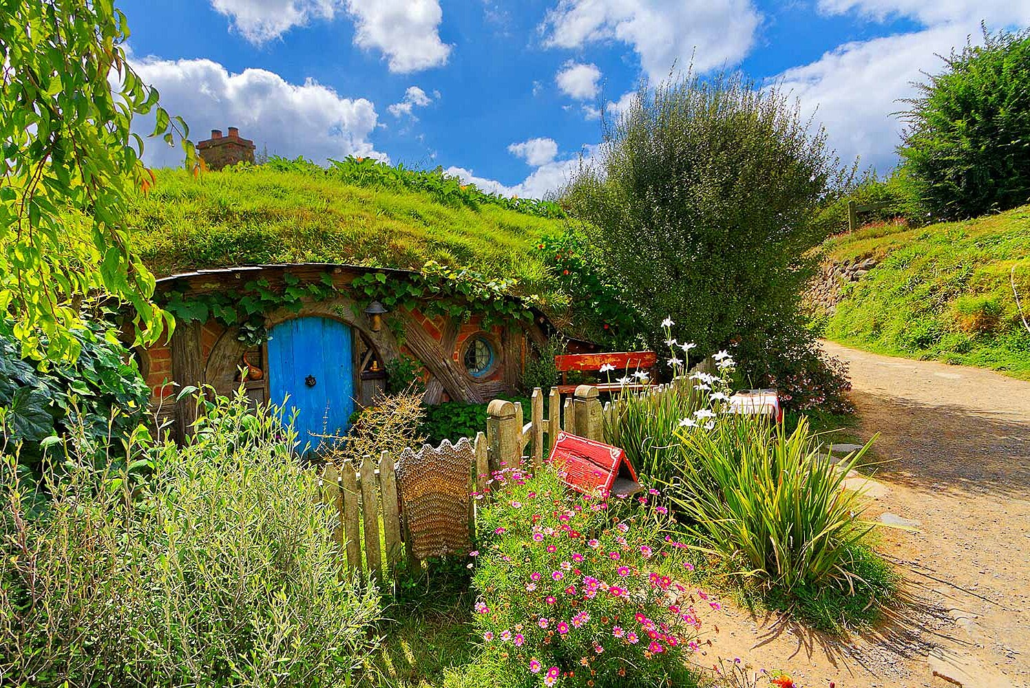 Lord Of The Rings Comes To Life For New Zealand Tourists Travel