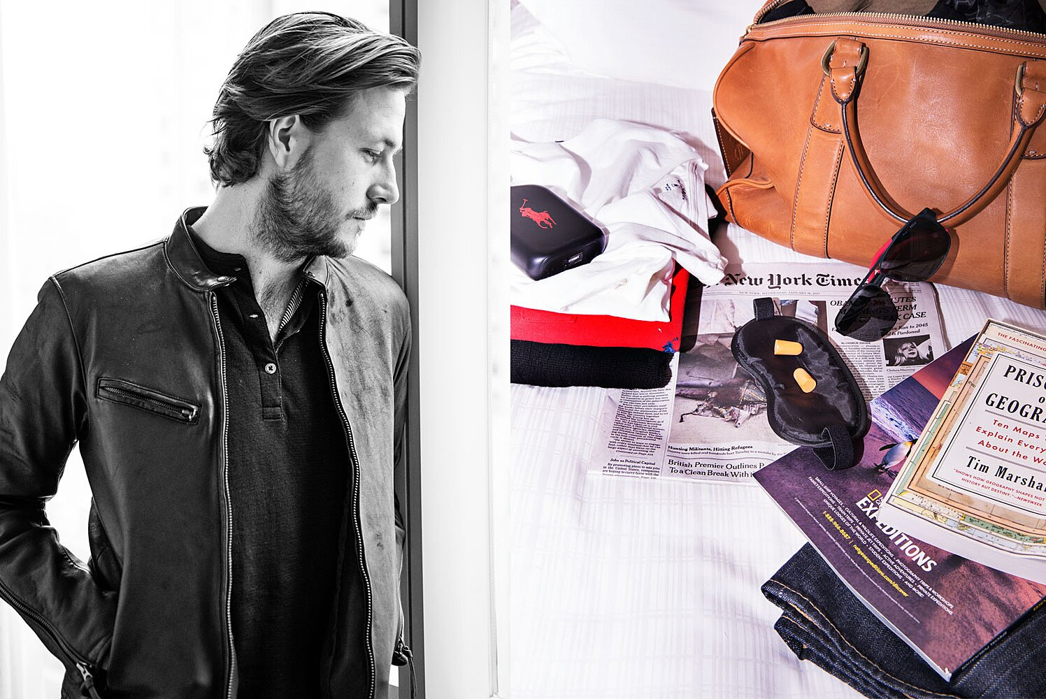 Luke Bracey Rsquo S Travel Essentials Travel Leisure