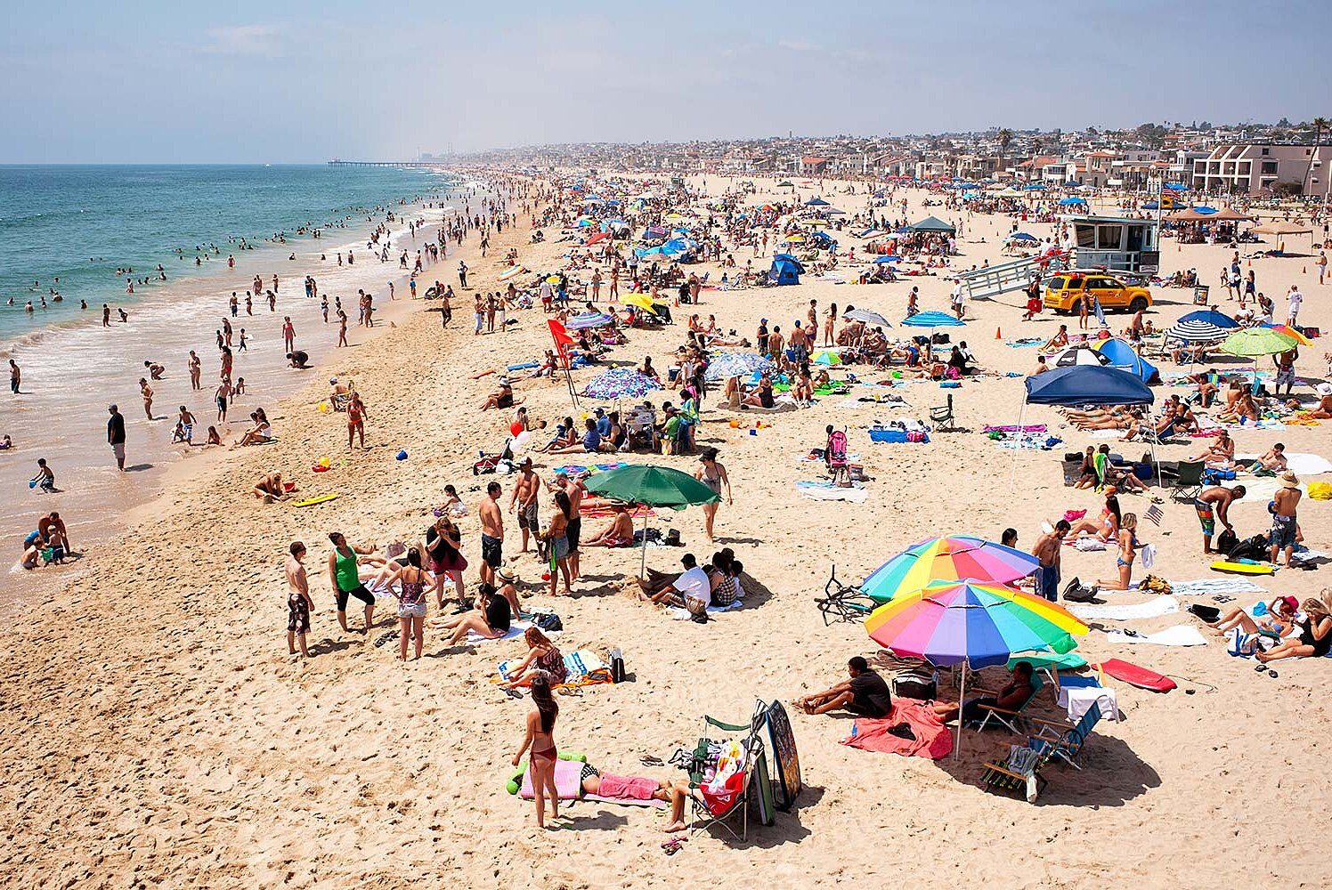 Hermosa Beach Is The California Town To