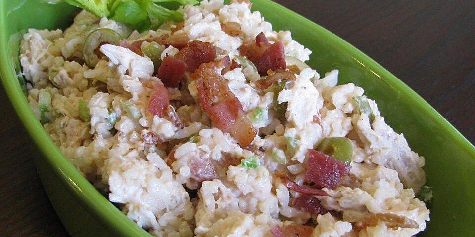 lemon bbq chicken salad recipe