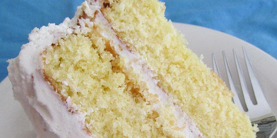 davids yellow cake recipe