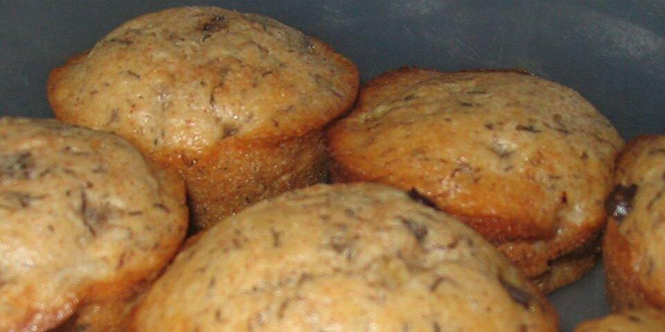 banana chip muffins ii recipe