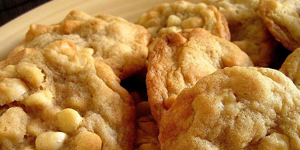 white chocolate macadamia nut cookies iii recipe